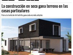 La Construcción en Seco Gana Terreno